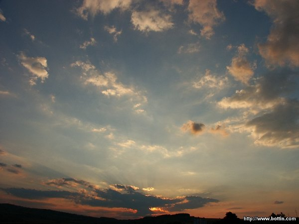 Sky and Clouds -